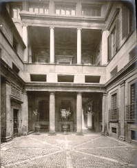 Cortile del Palazzo Massimo