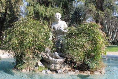 Fontana del Mosè